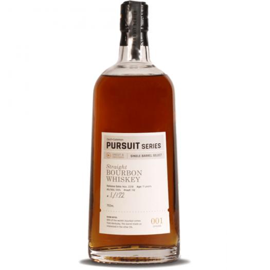 Pursuit Spirits Straight Bourbon Whiskey Episode 9