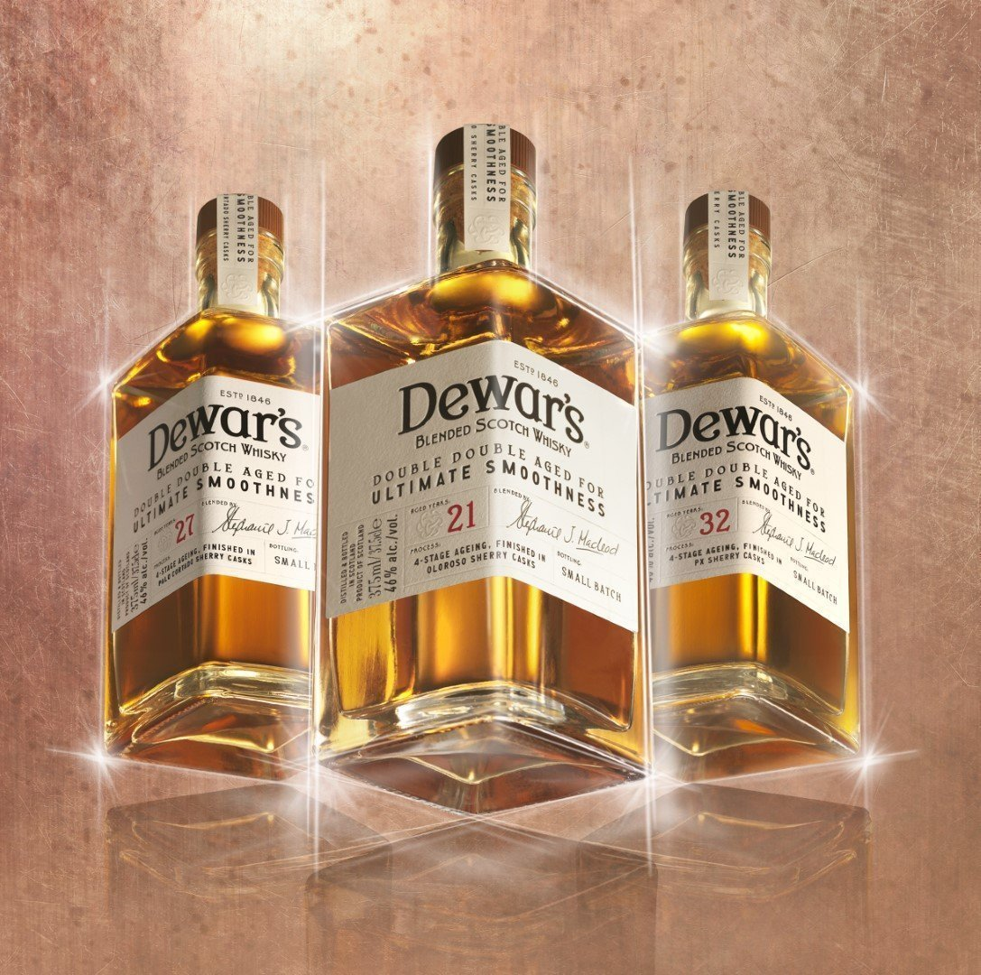 Dewar's Double Double Aged 32 Years Old