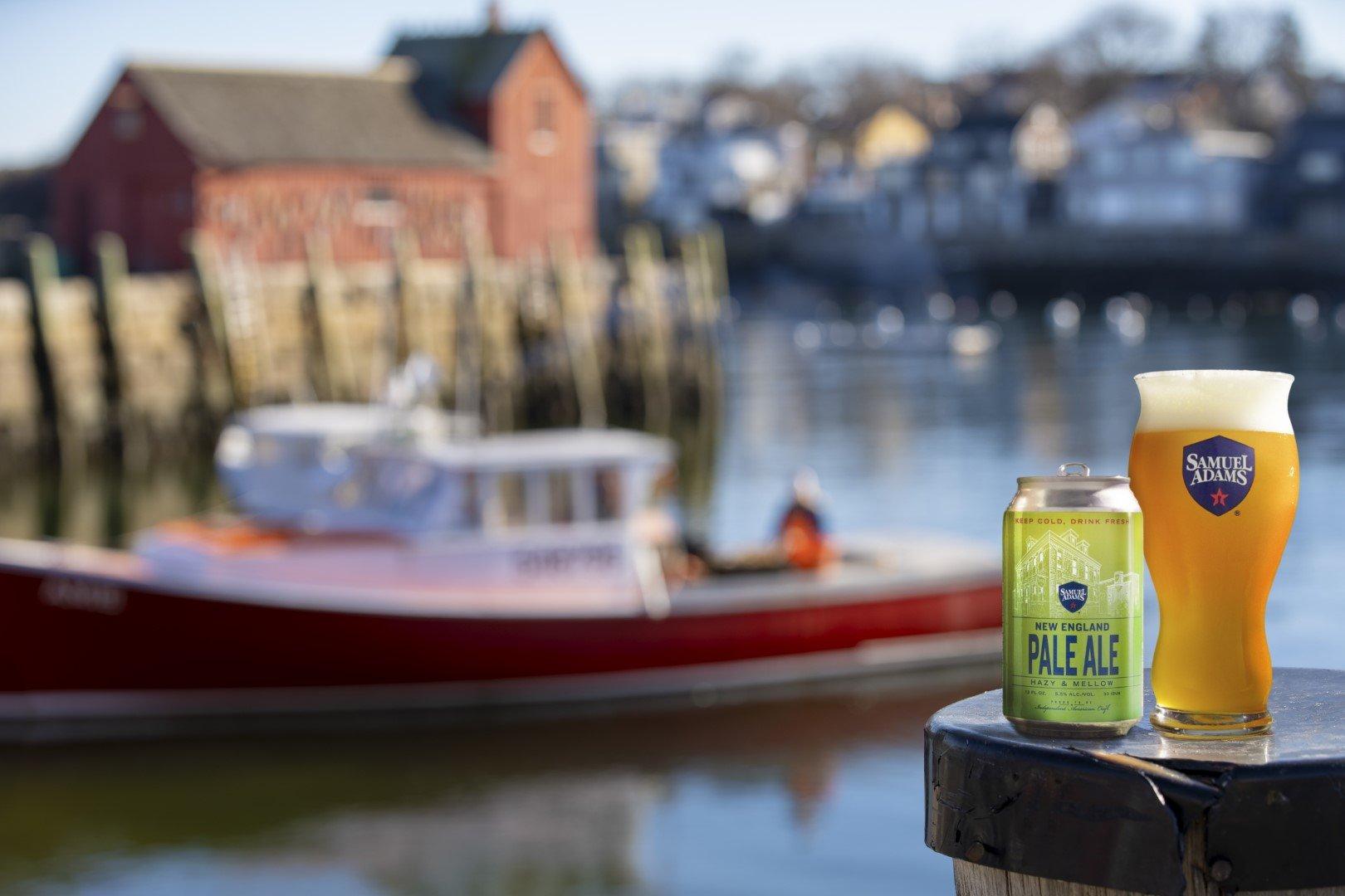 Samuel Adams New England Pale Ale