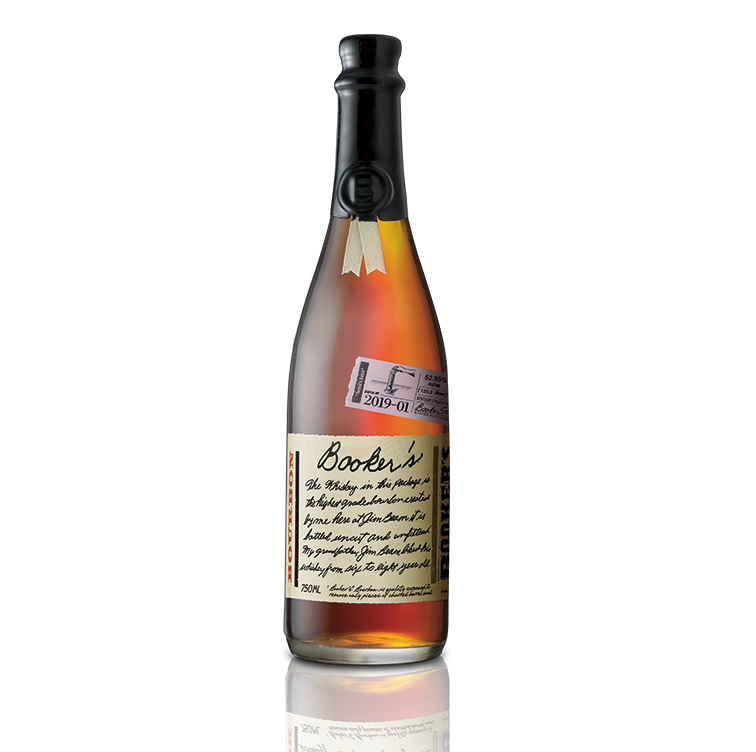 """Booker's Bourbon """"Teresa's Batch"""" 2019-01"""