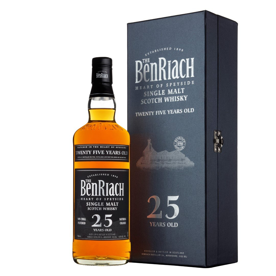 BenRiach 25 Years Old (2019)