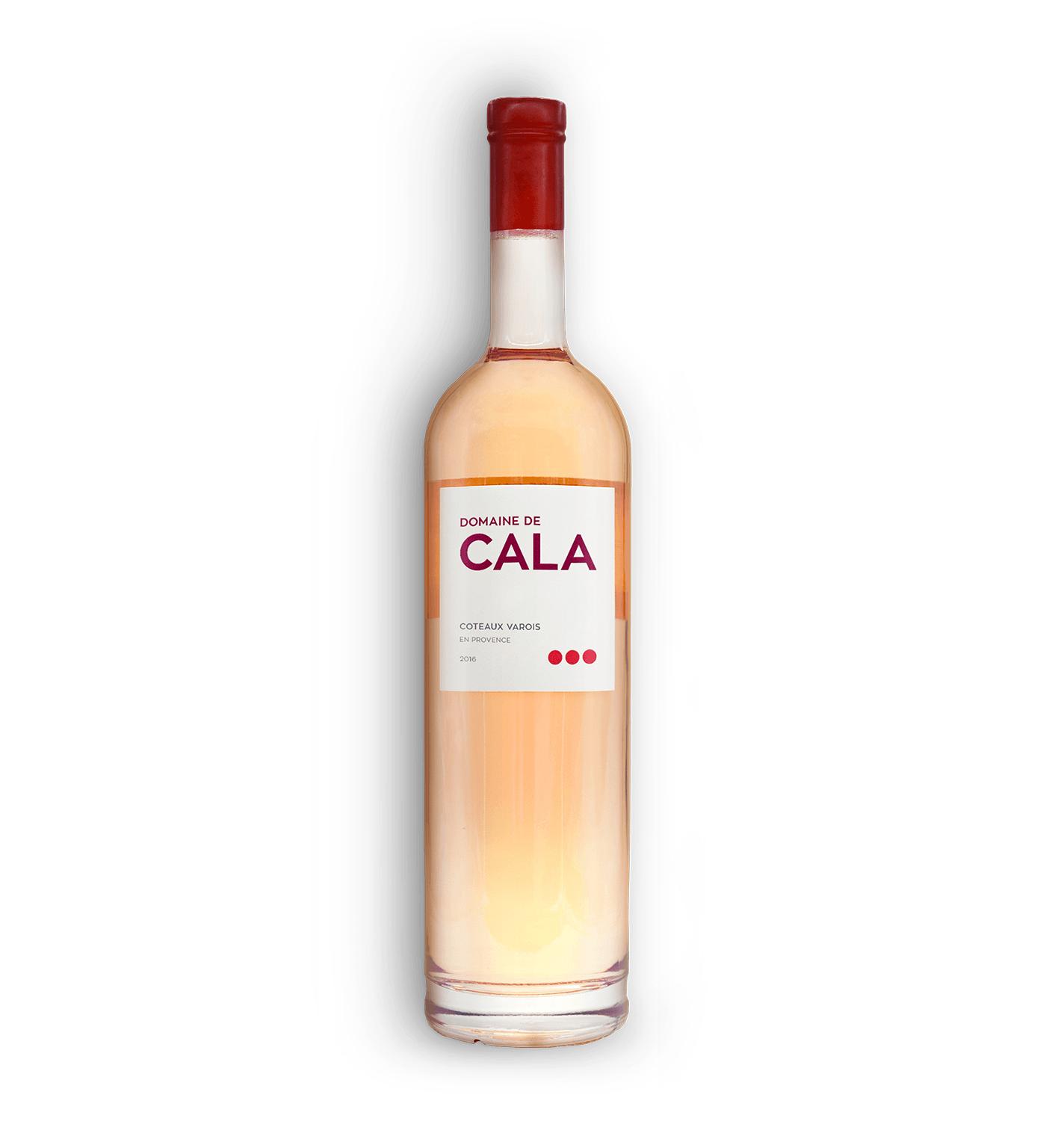 2018 Domaine de Cala Rose Coteaux Varois en Provence