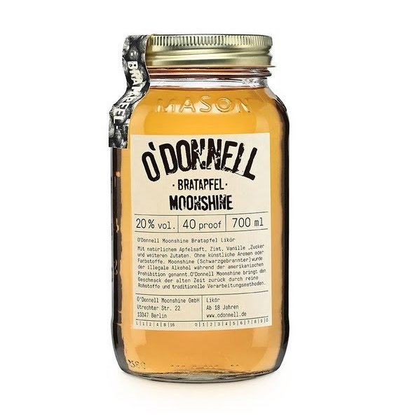 O'Donnell Bratapfel Moonshine