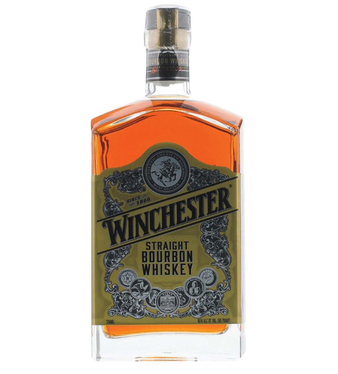 Winchester Straight Bourbon Whiskey