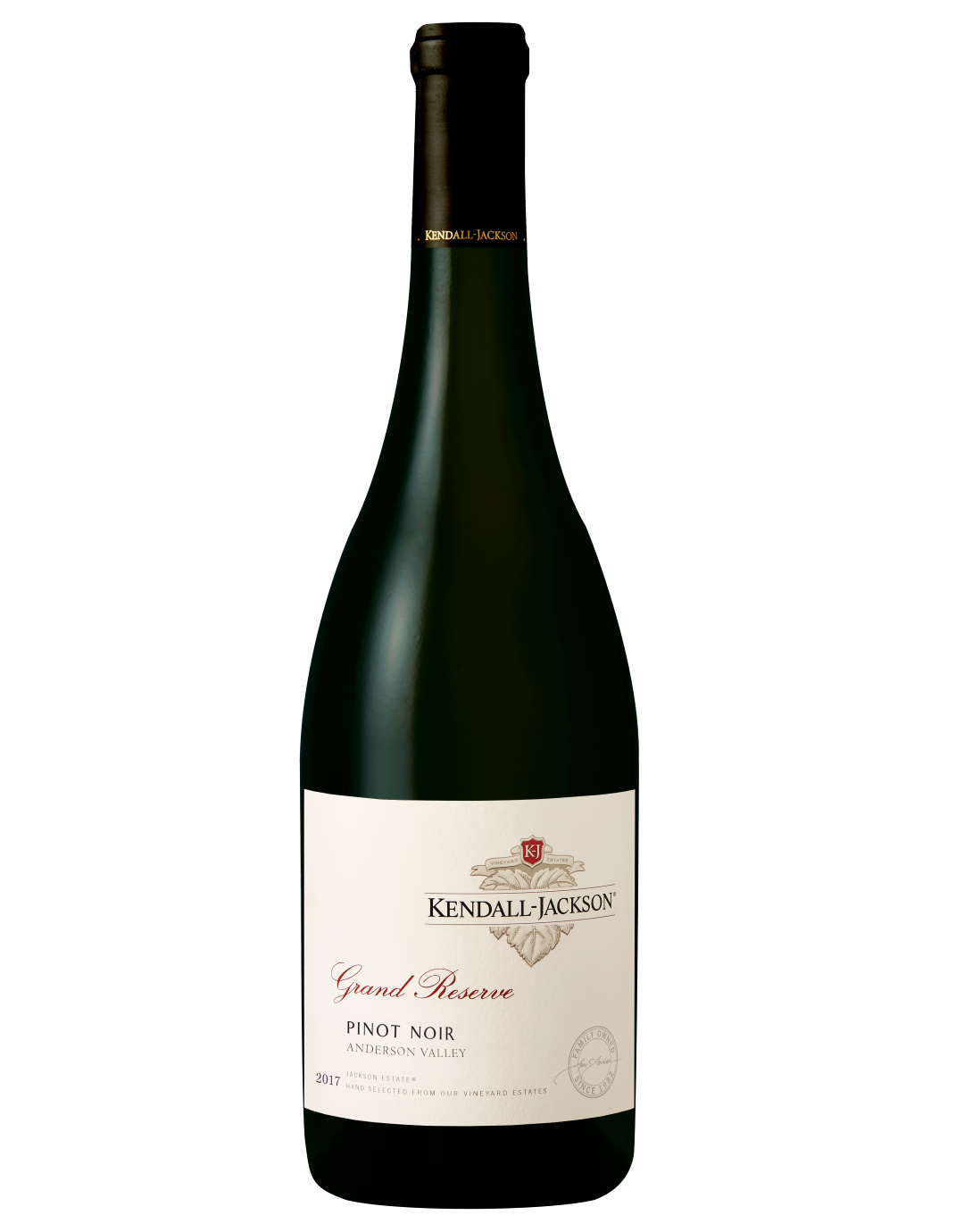 2017 Kendall-Jackson Pinot Noir Grand Reserve Anderson Valley