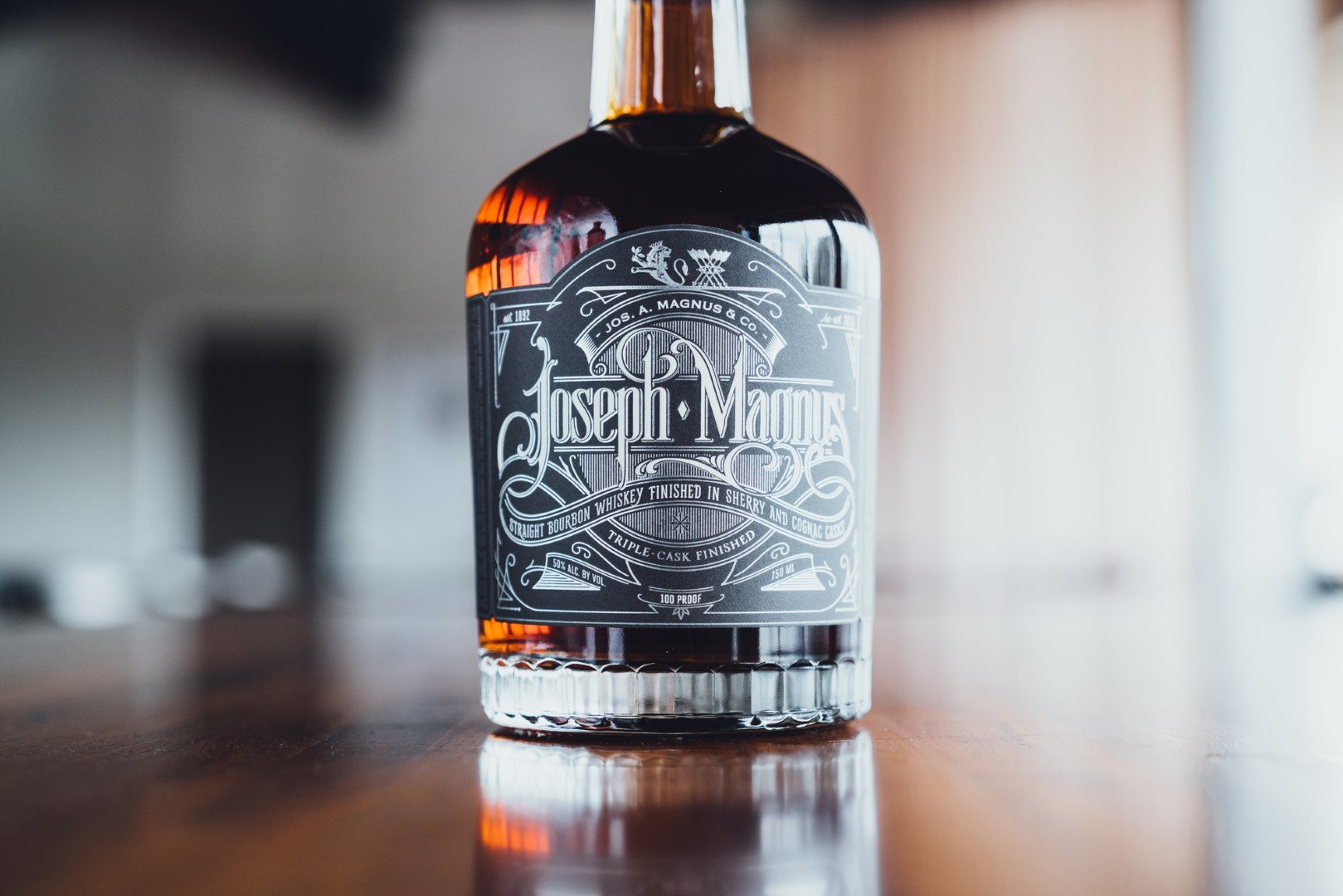 Joseph Magnus Straight Bourbon Whiskey (2019)