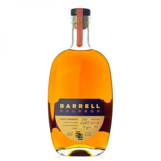 Barrell Bourbon Batch 20