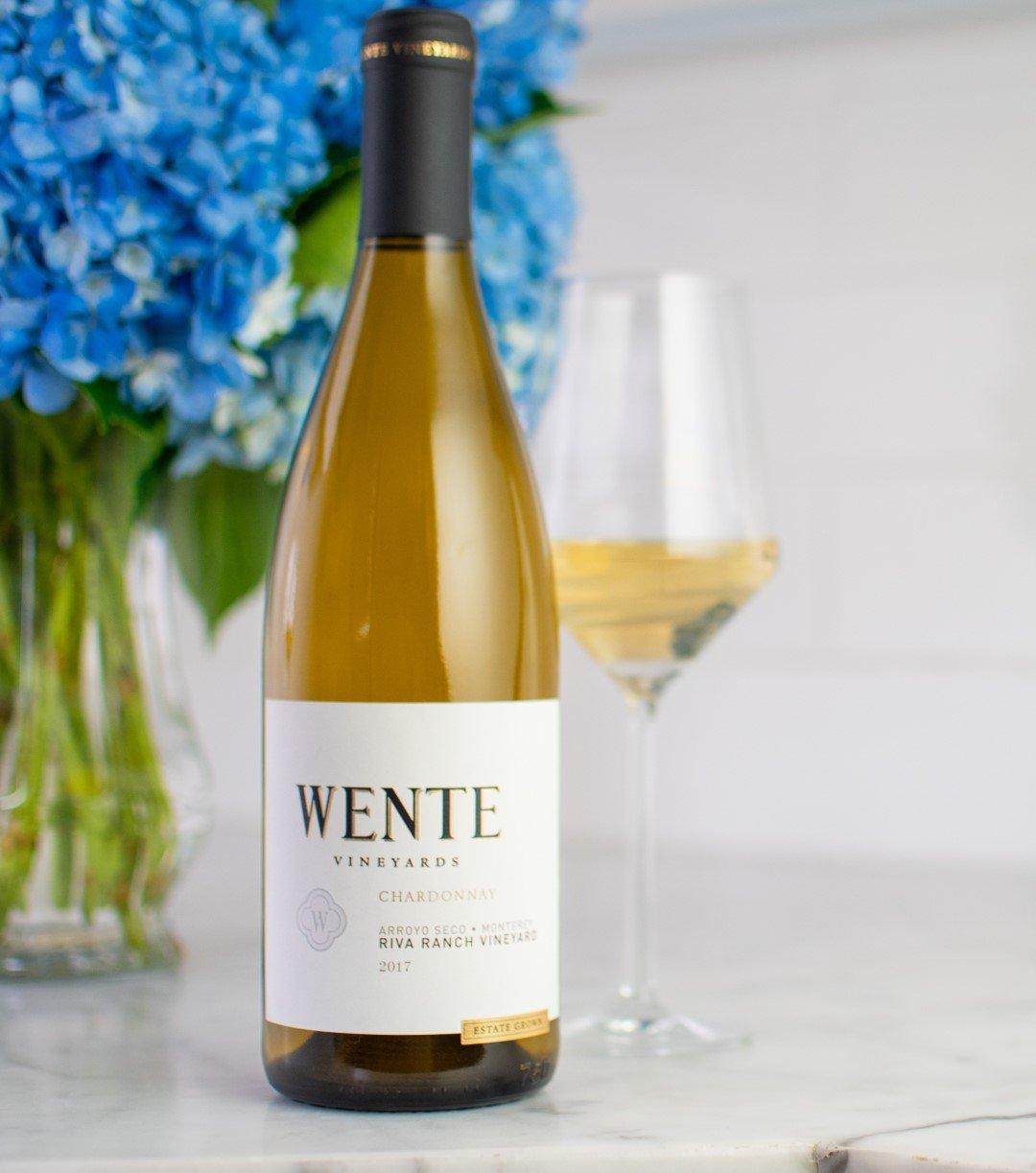 2017 Wente Chardonnay Riva Ranch Vineyard