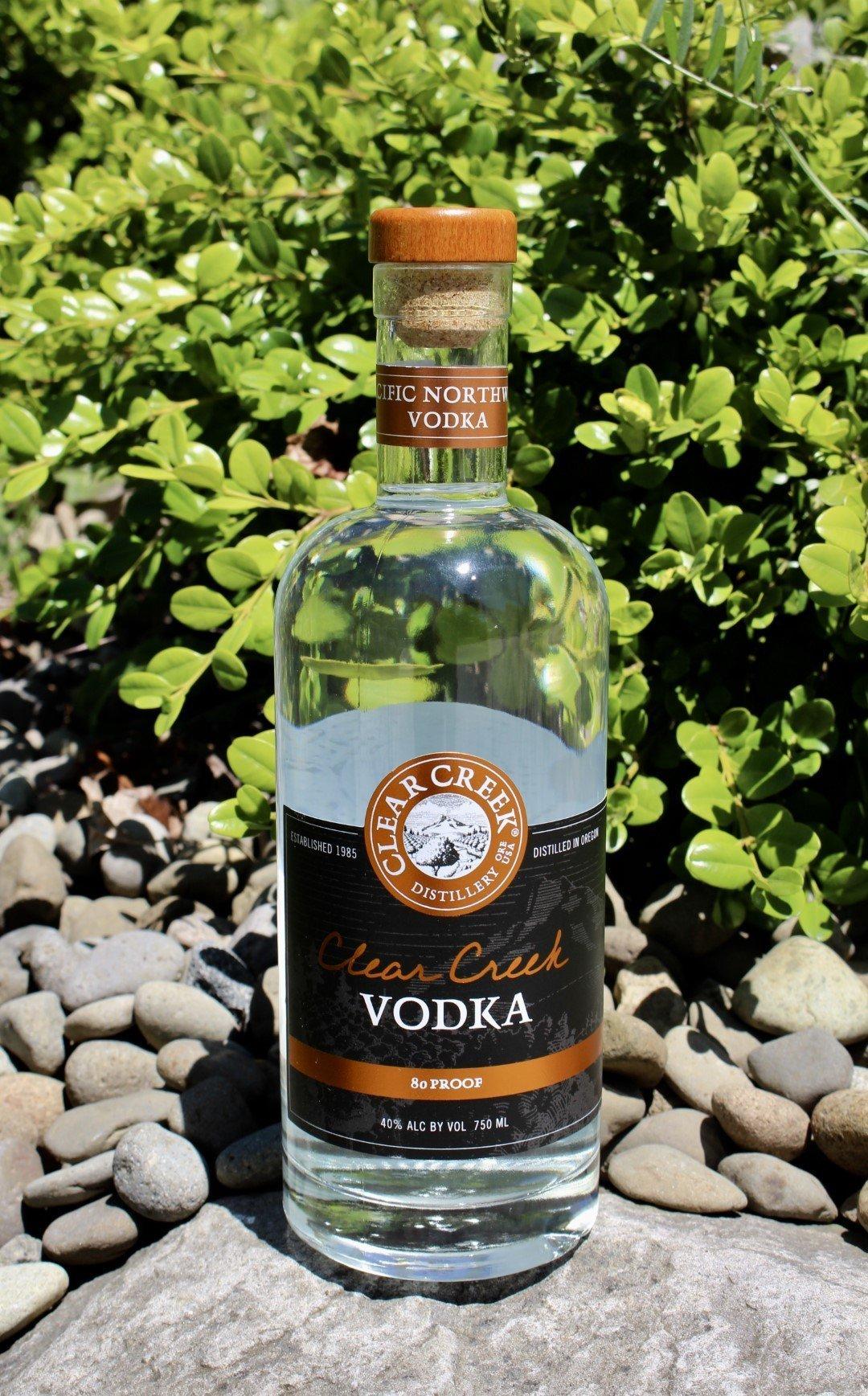 Clear Creek Vodka