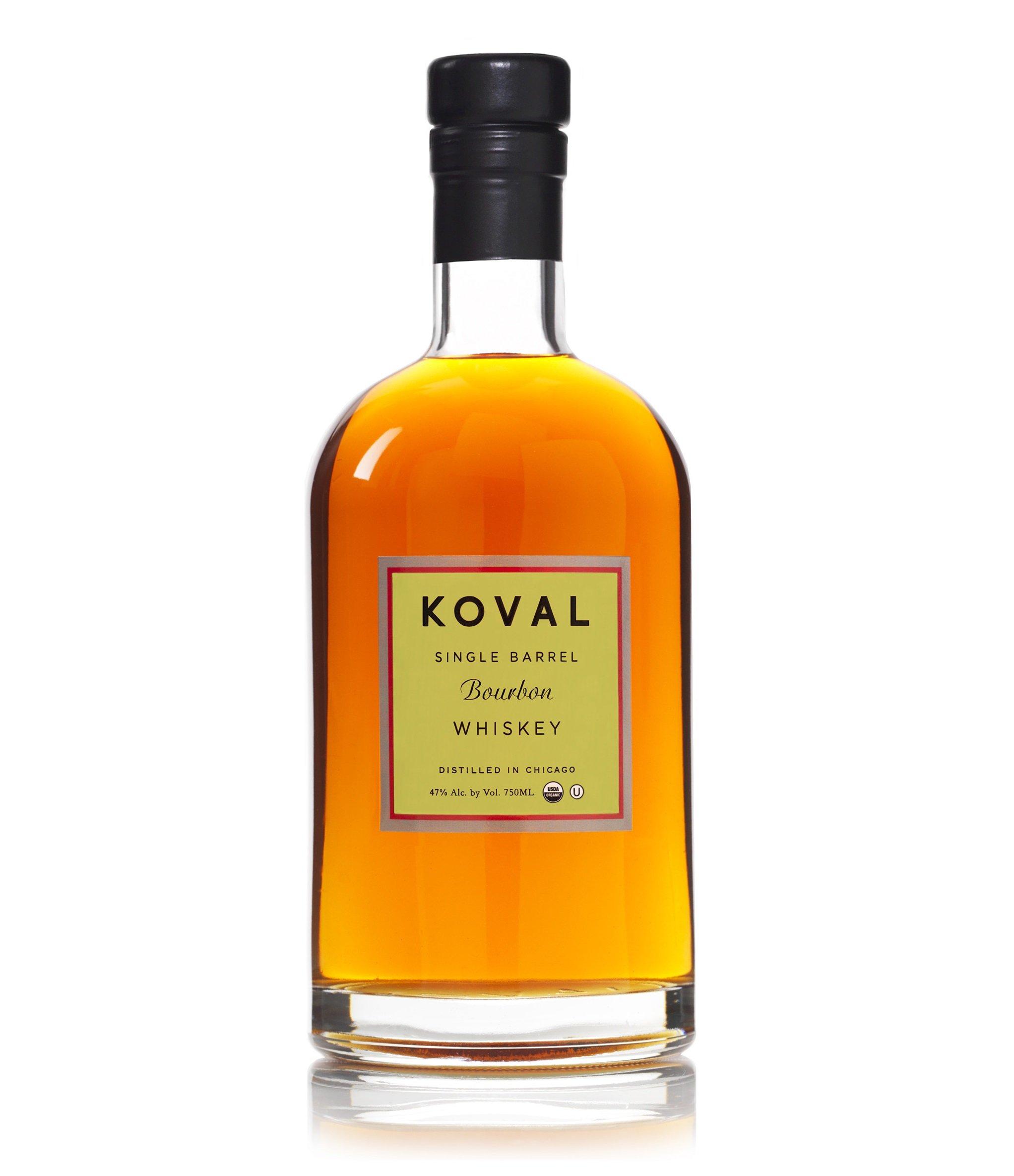 Koval Single Barrel Bourbon