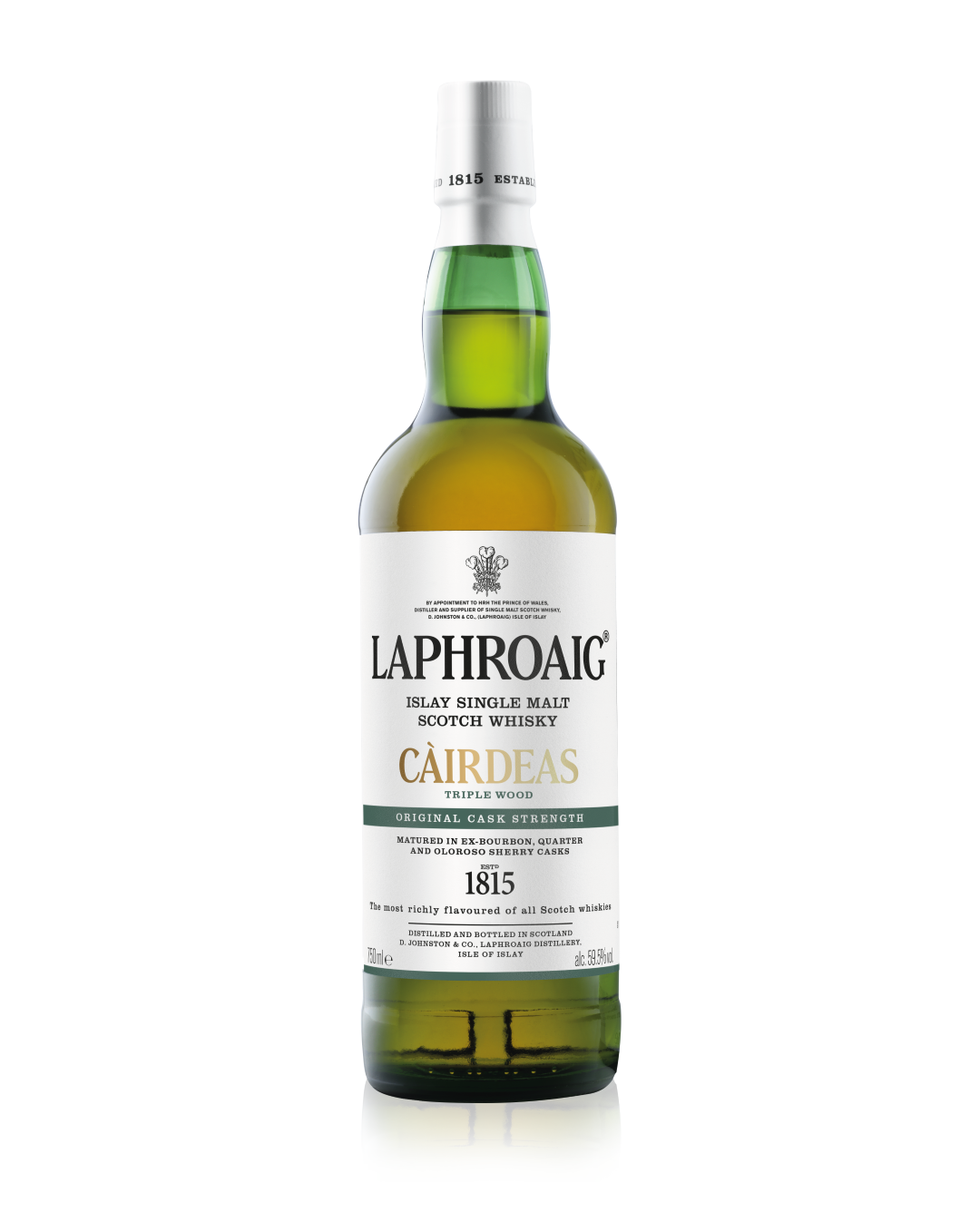 Laphroaig Cairdeas Triple Wood Cask Strength Edition 2019