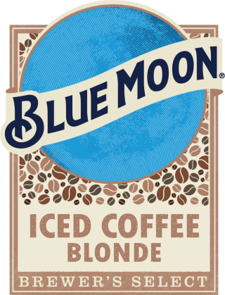 Blue Moon Iced Coffee Blonde