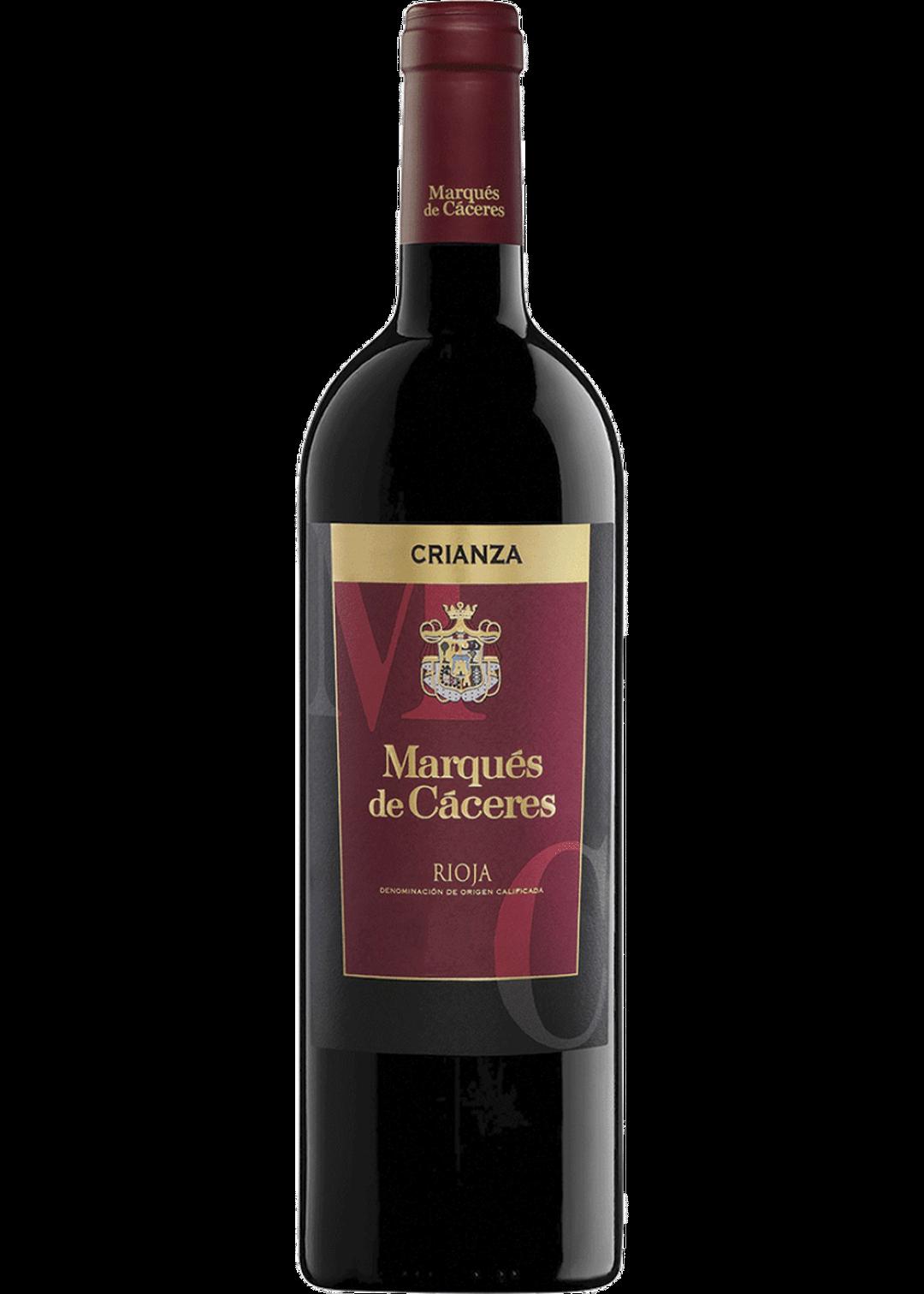 2015 Marques de Caceres Rioja Crianza