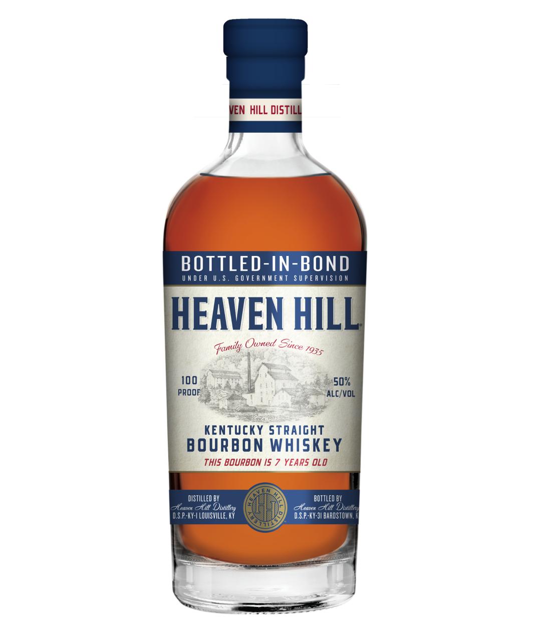Heaven Hill Bottled-in-Bond Bourbon 7 Years Old