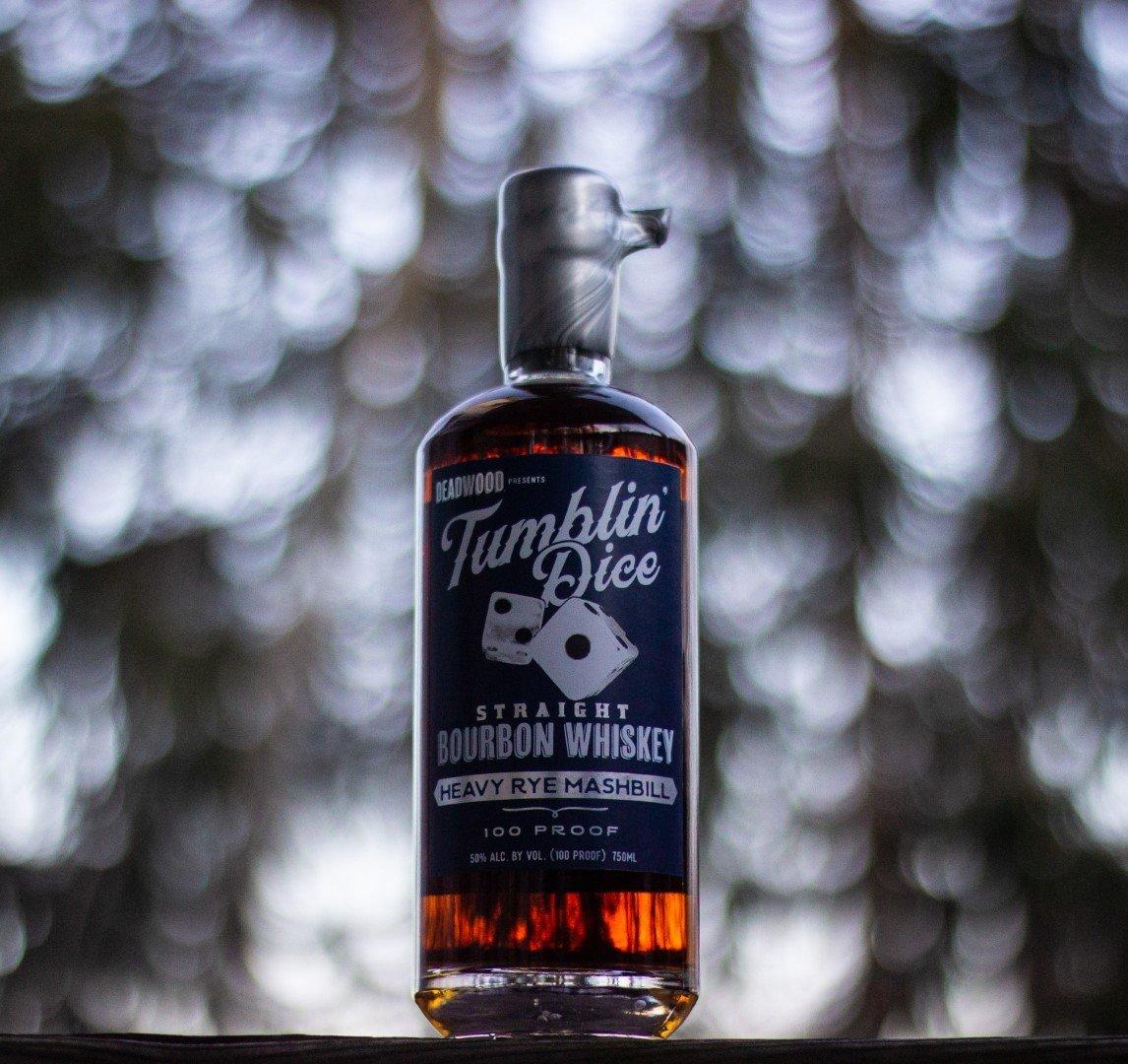 Tumblin' Dice Bourbon 3 Years Old