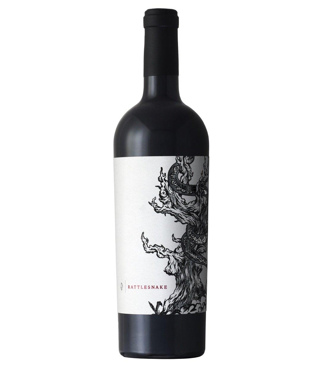 2016 Mount Peak Winery Rattlesnake Zinfandel Sonoma County