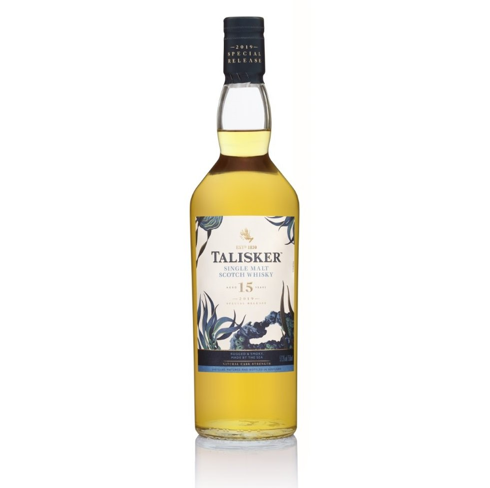 Talisker 15 Years Old Limited Edition 2019