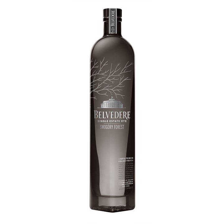 Belvedere Single Estate Rye Vodka Smogory Forest