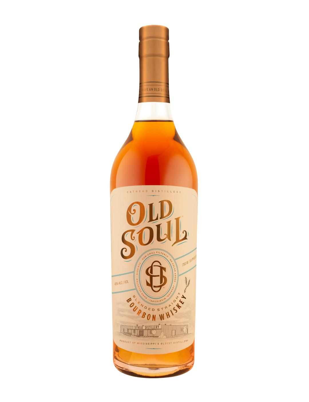 Old Soul Blended Bourbon