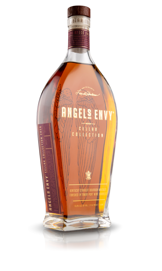 Angel's Envy Cellar Collection Tawny Port-Finished Bourbon