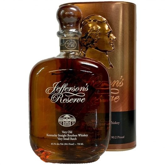 Jefferson's Reserve Very Old Very Small Batch Bourbon (2020)