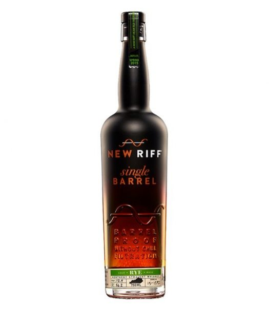 New Riff Single Barrel Rye