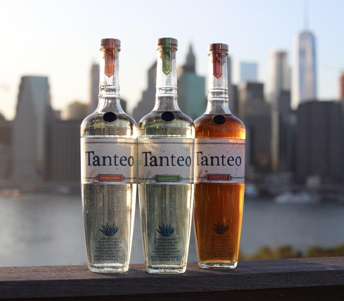 Tanteo Jalapeno Tequila (2020)