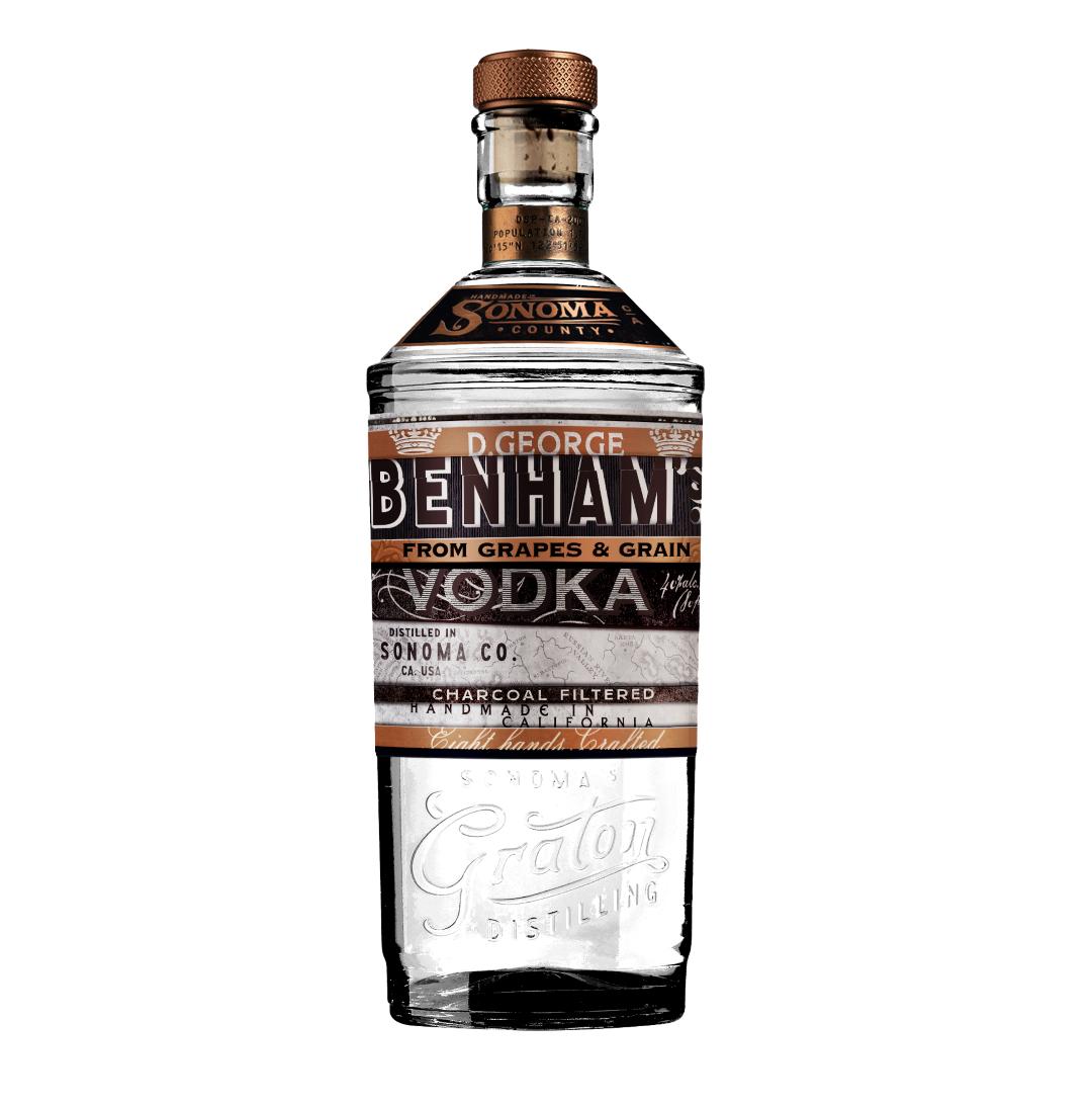 D. George Benham's Vodka (2020)