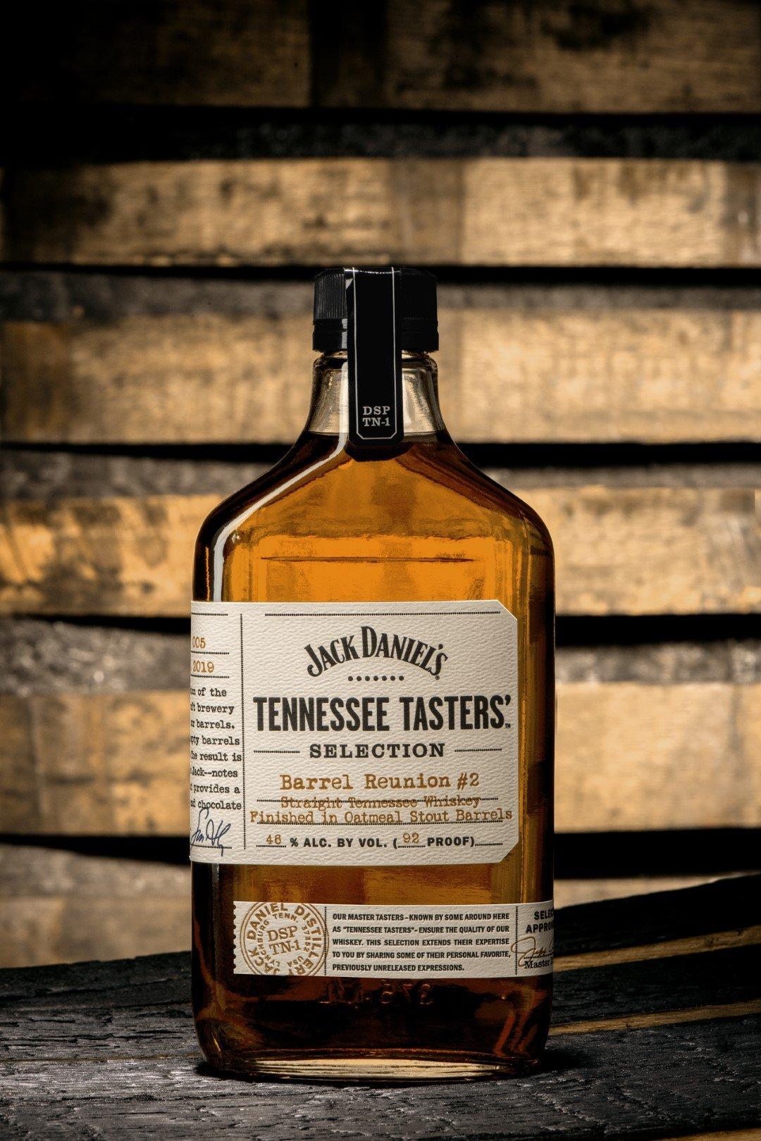 Jack Daniel's Tennessee Tasters' Selection - Barrel Reunion #2