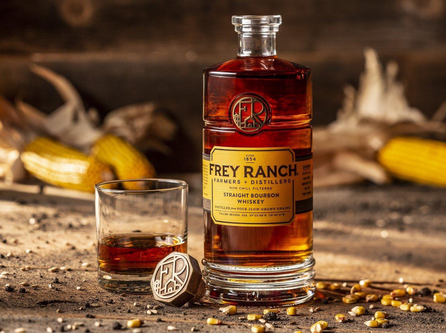 Frey Ranch Bourbon