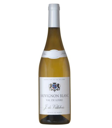 2018 J. de Villebois Sauvignon Blanc Val de Loire