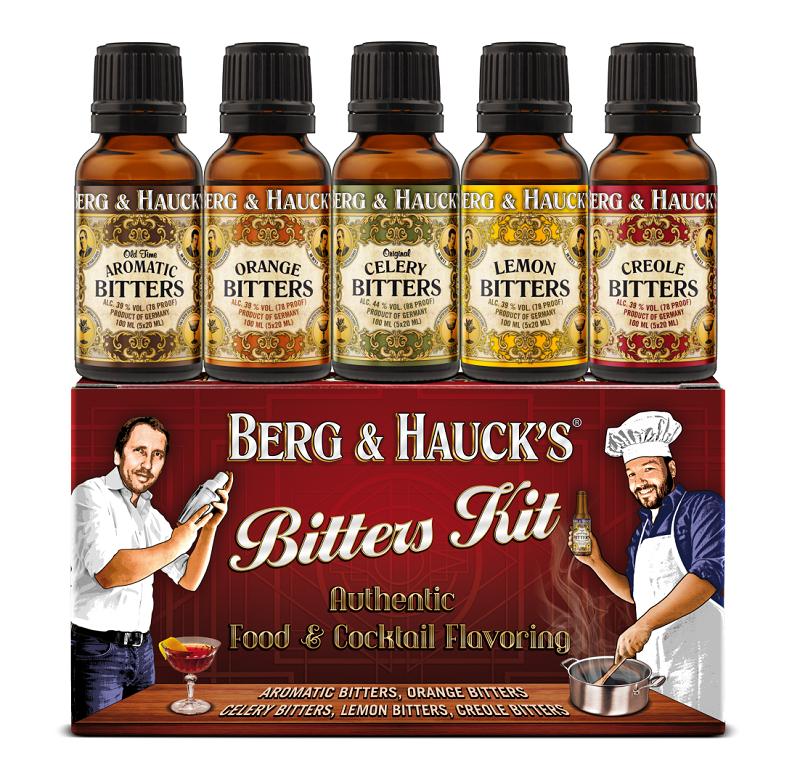 Berg & Hauck's Aromatic Bitters