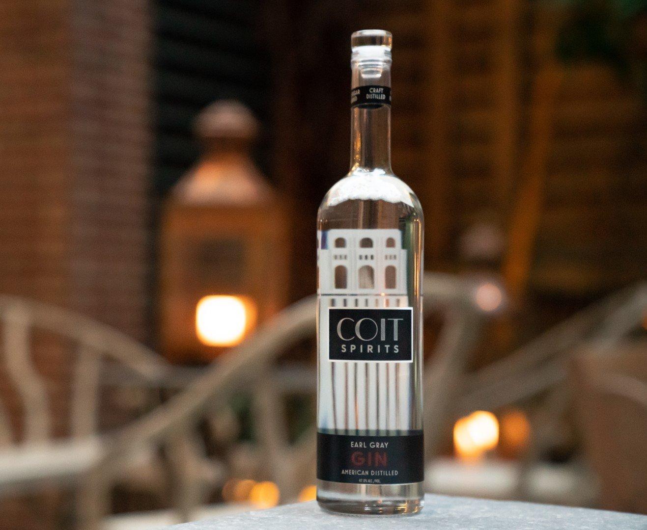 Coit Spirits Earl Grey Gin