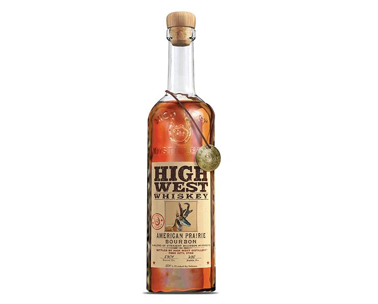 High West American Prairie Bourbon Flaviar Barrel Select (2019)