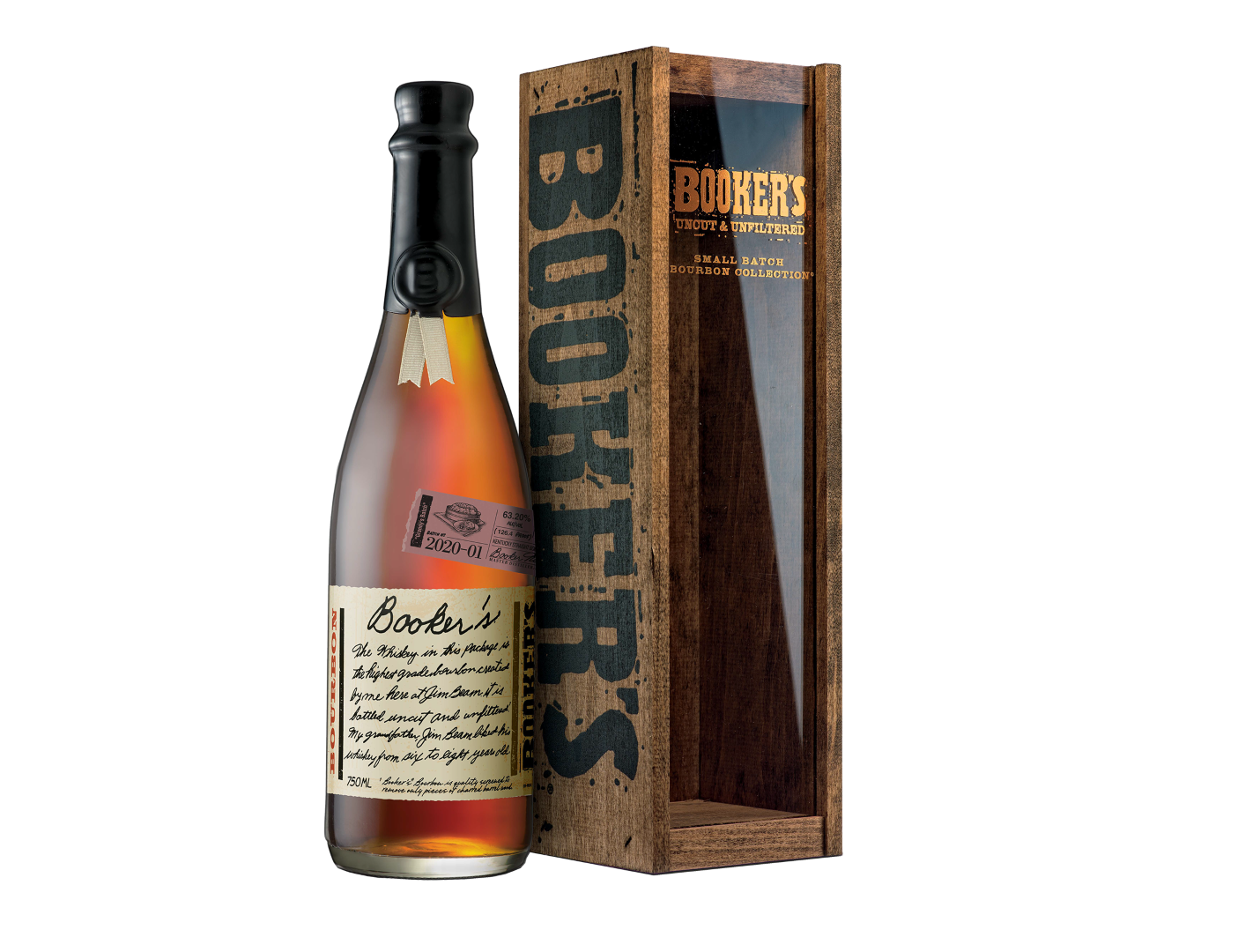 "Booker's Bourbon ""Granny's Batch"" 2020-01"