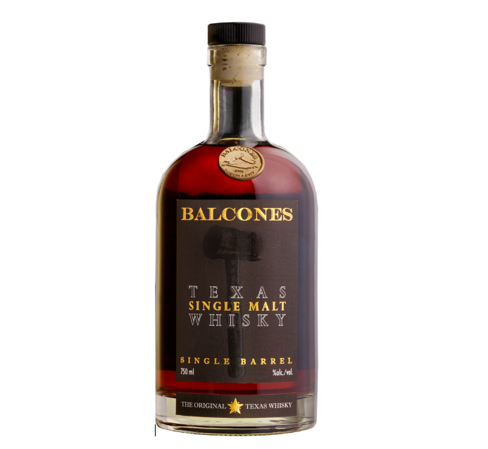 Balcones Texas Single Malt Single Barrel