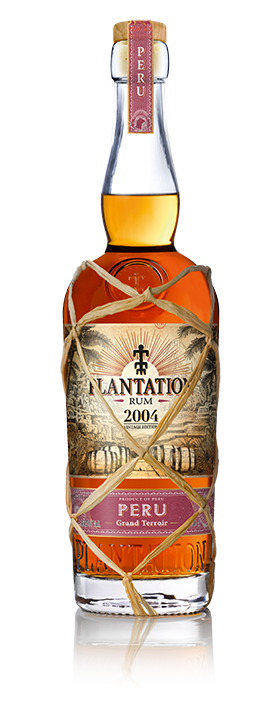 Plantation Rum Peru 2004