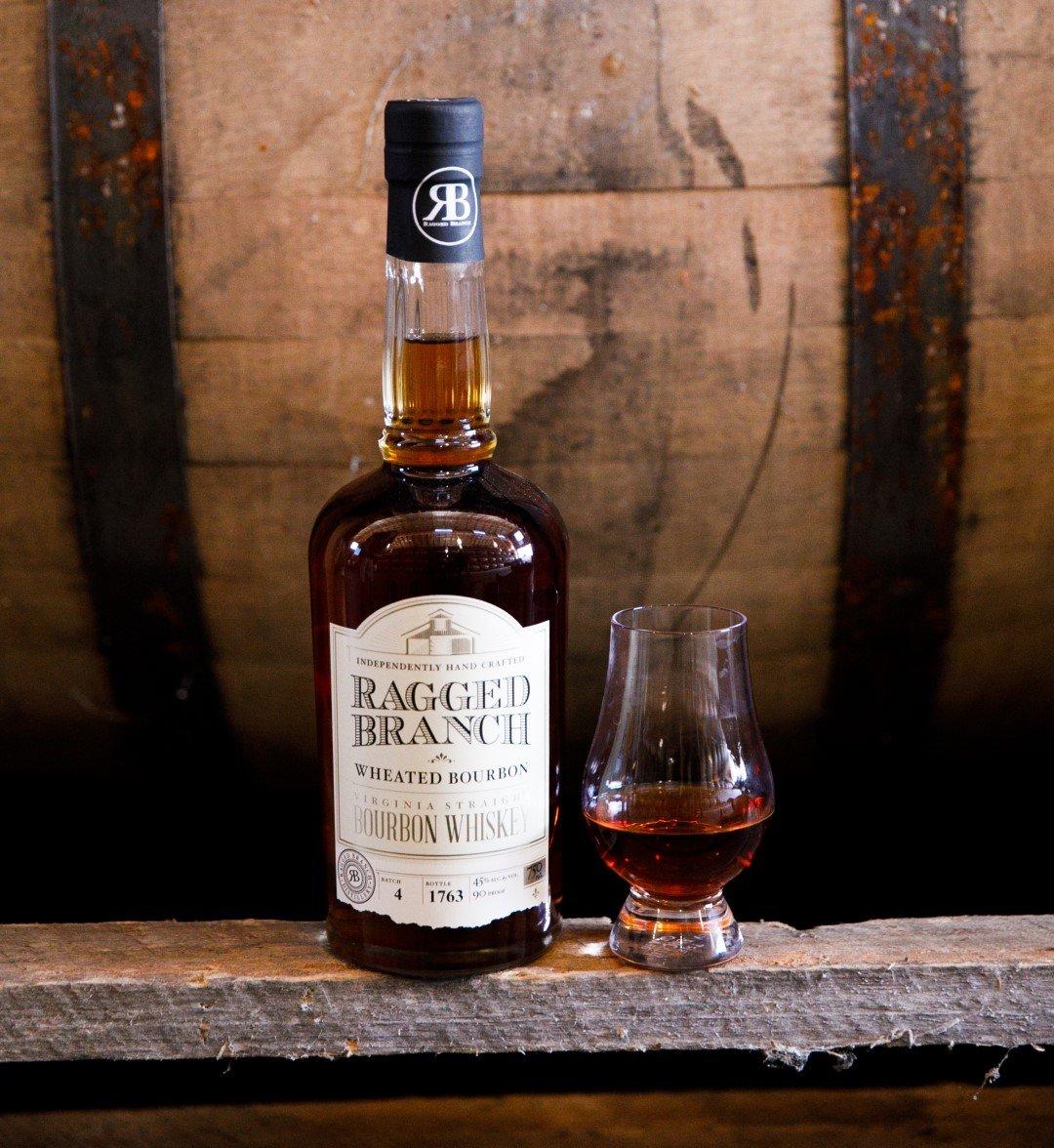 Ragged Branch Wheated Bourbon