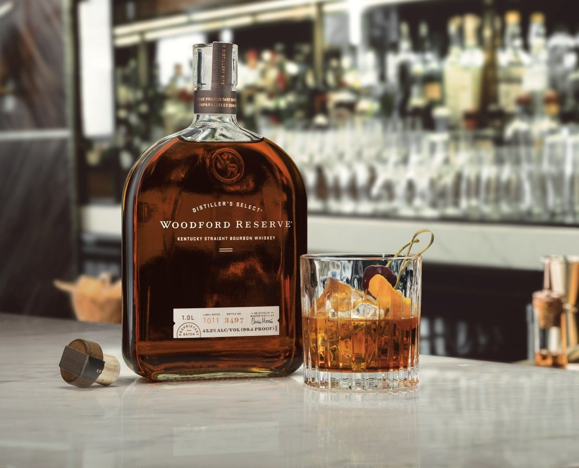 Woodford Reserve Straight Bourbon (2020)