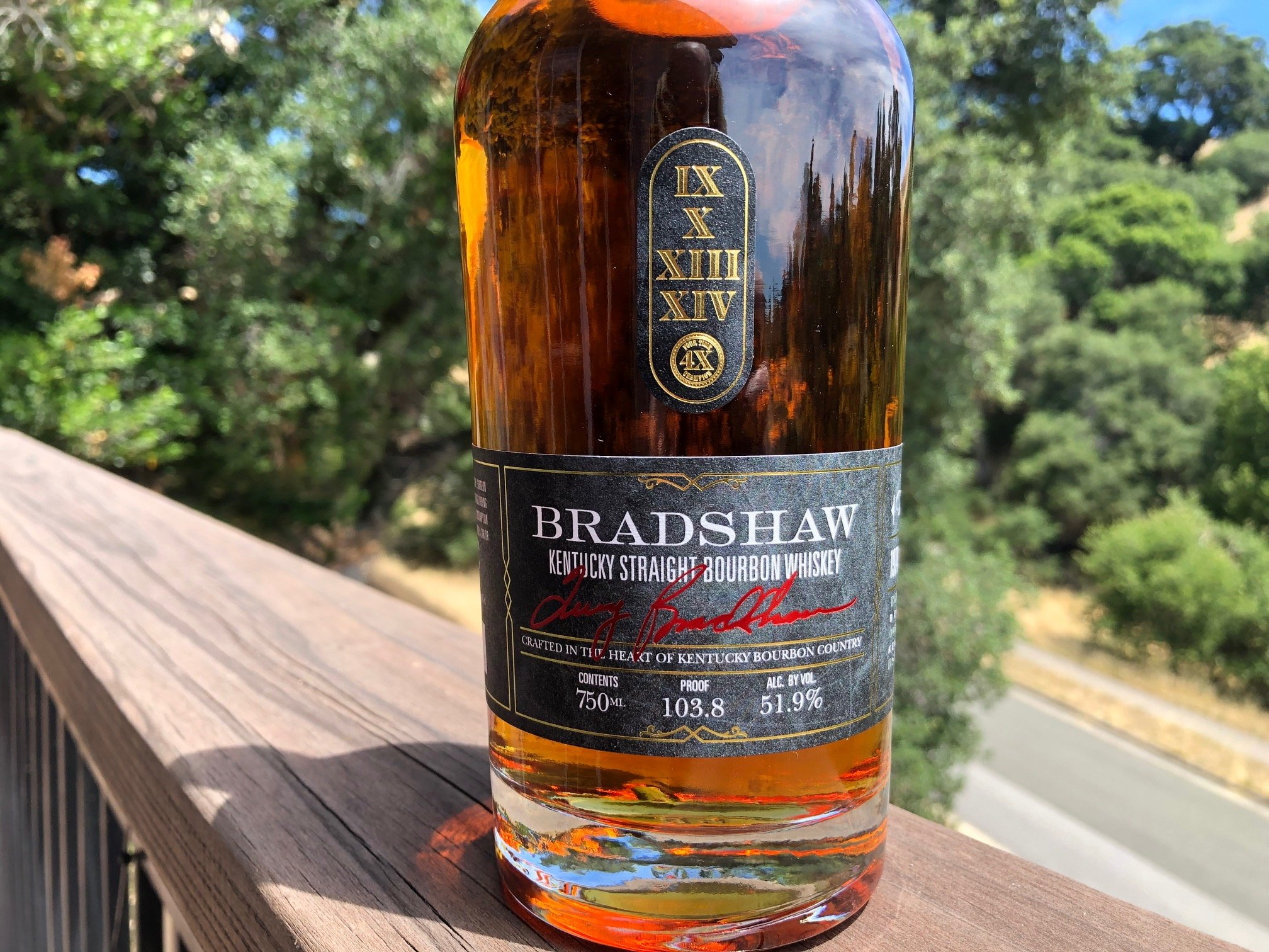 Terry Bradshaw Bourbon