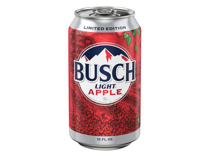 Busch Light Apple