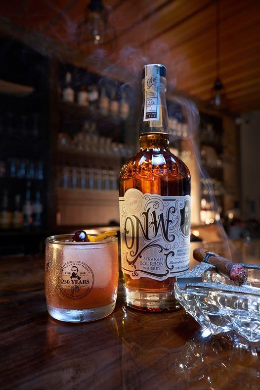 ONW Carolina Bourbon Whiskey