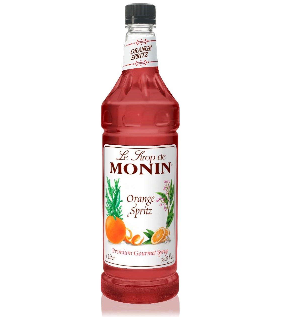 Monin Orange Spritz Syrup