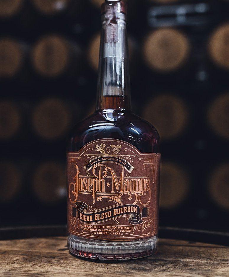 Joseph Magnus Cigar Blend Bourbon (Batch 27)