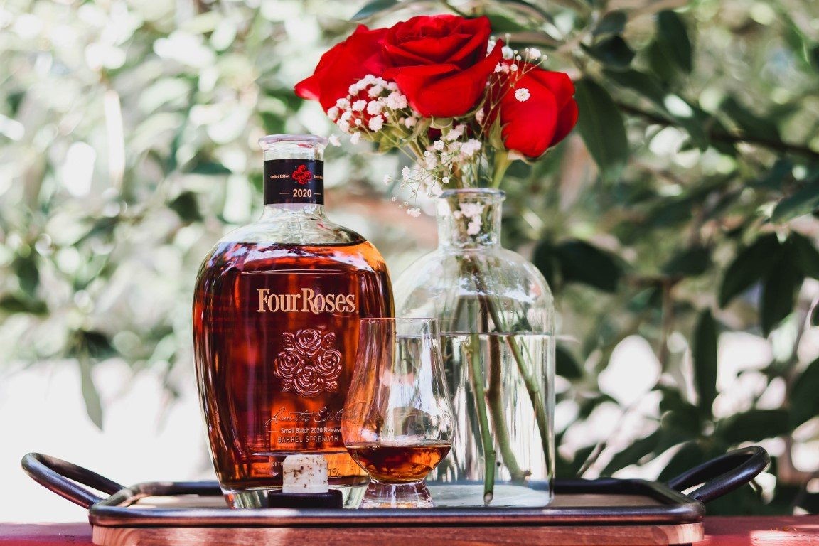 Four Roses Limited Edition Small Batch Bourbon 2020 Edition
