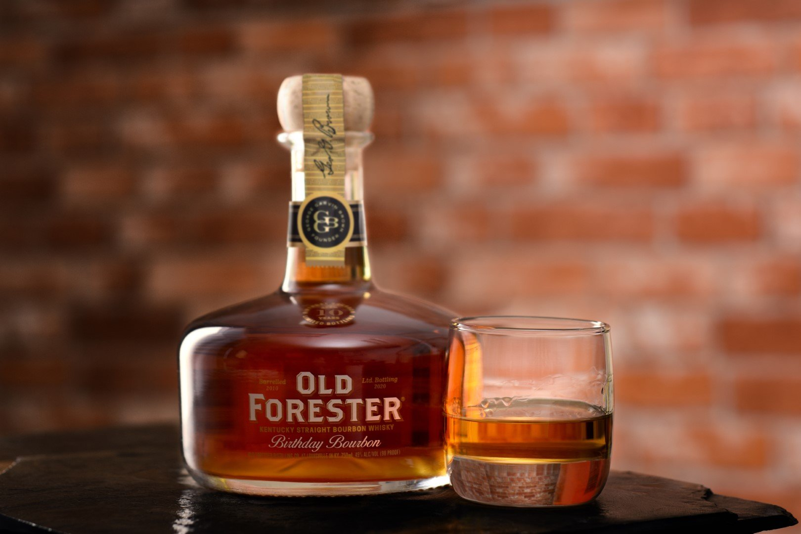 Old Forester Birthday Bourbon 2020 Edition