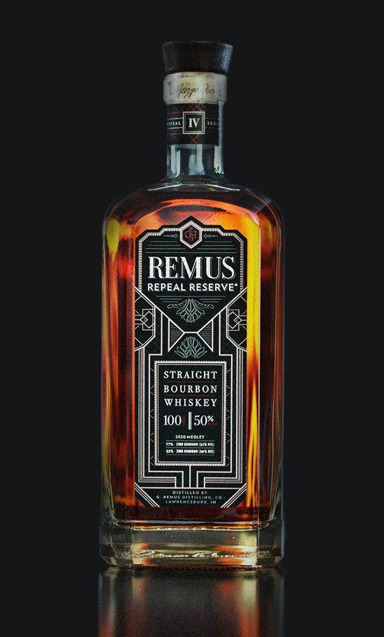 Remus Repeal Reserve Series IV Bourbon