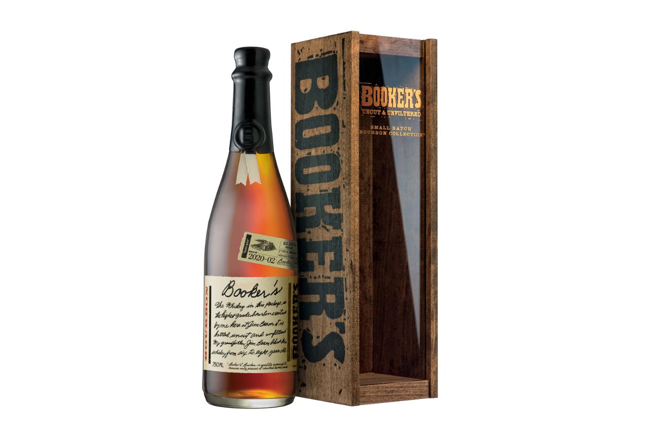 "Booker's Bourbon ""Boston Batch"" 2020-02"