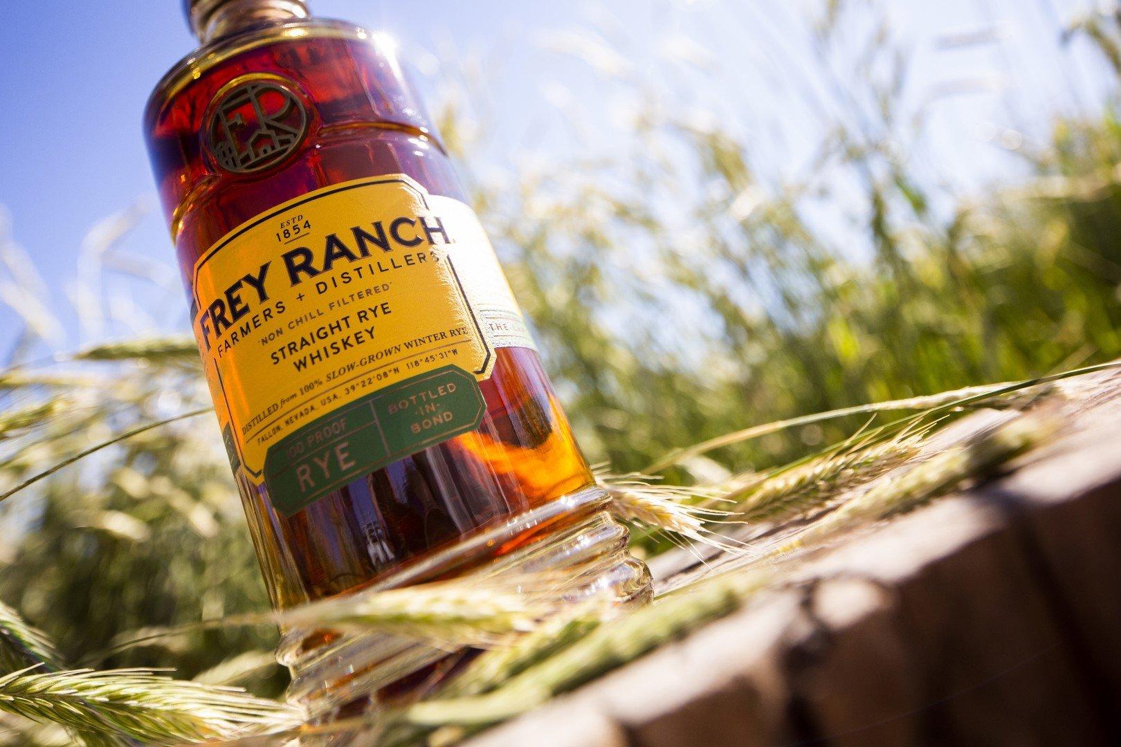 Frey Ranch Rye
