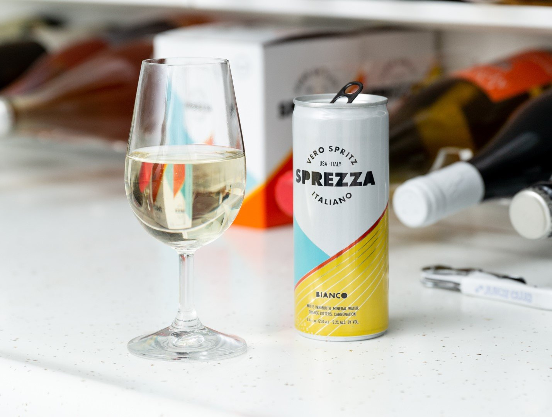 Sprezza Vero Spritz Bianco